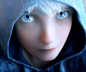 frozen, ice, and jack frost image