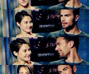 beatrice, tris, and four image