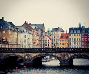 bridge and river image