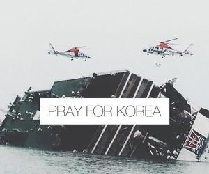 korea, pray, and south korea image