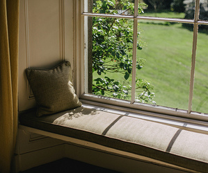 corner, nature, and pillow image