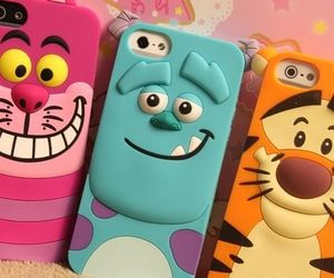 disney, monsters inc, and tigger image