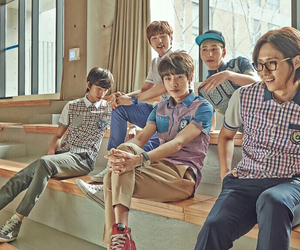 kpop and b1a4 image