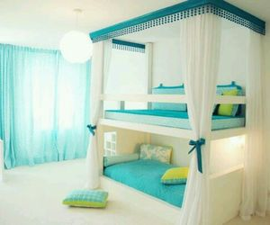 bedroom, crib, and Dream image