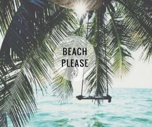 beach, dreamer, and fairytale image