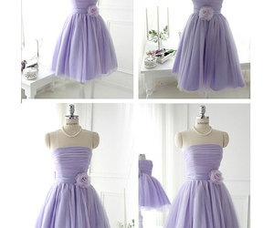 short prom dress, cheap bridesmaid dress, and mint bridesmaid dresses image