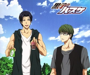 anime, knb, and shintaro midorima image