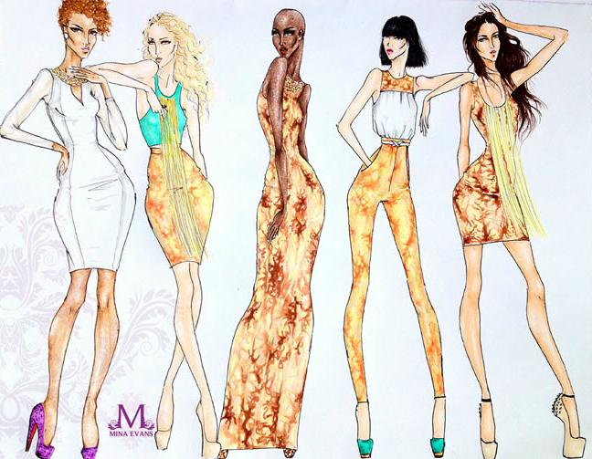 41 Images About Sketchin On We Heart It See More About Draw Clothes And Desing