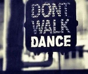 dance and walk image