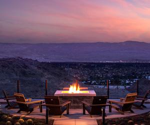amazing, luxury, and sunset image