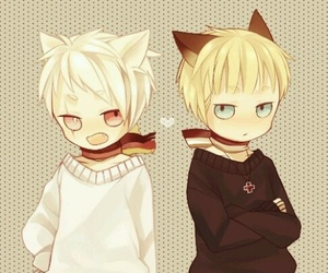 hetalia, germany, and prussia image