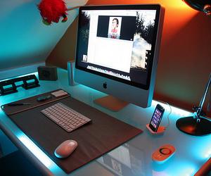 apple, computer, and imac image