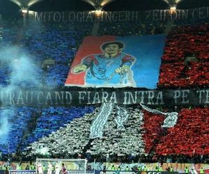 Best, football, and steaua image