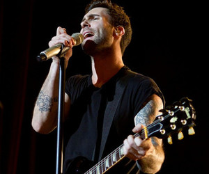 adam, idol, and maroon5 image