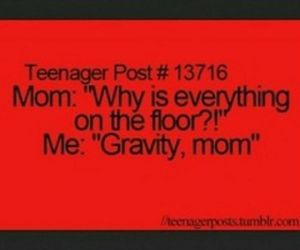funny and gravity image