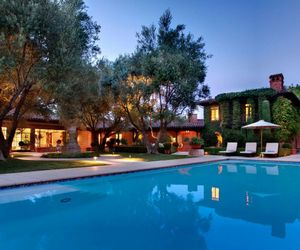 home, pool, and luxury house image