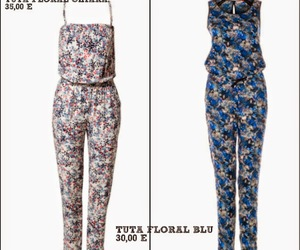 fashion, homewear, and jumpsuit image