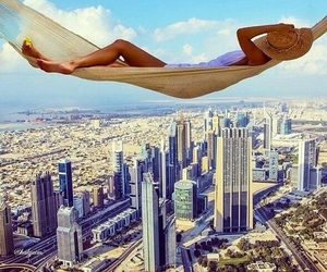 awesome, Dubai, and girl image