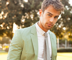 theo james and four:) image