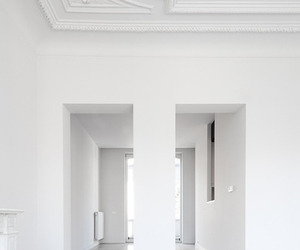 interior and white image