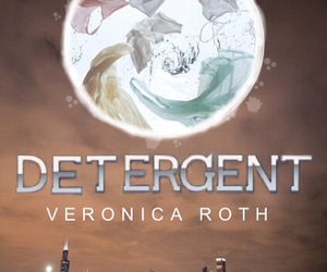 divergent, detergent, and funny image