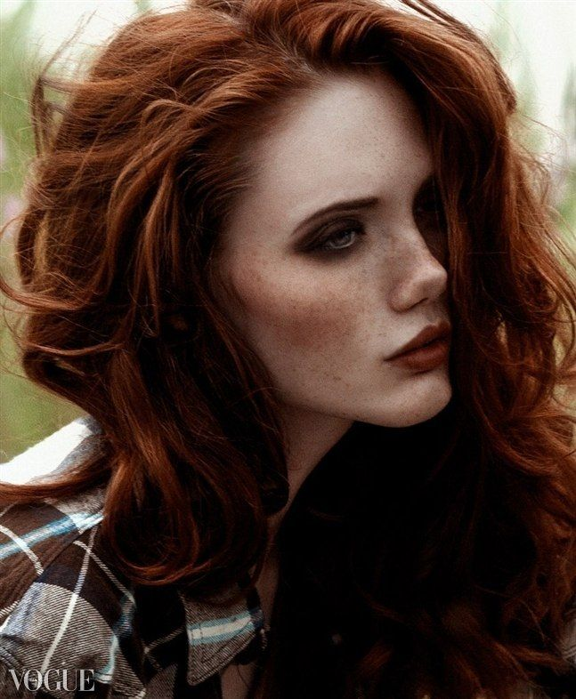 Confirm. All redhead vogue models remarkable message