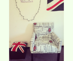 bedroom, girly, and british image