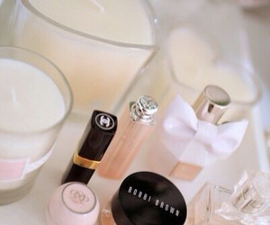 chanel, luxury, and cosmetics image