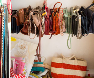 decor, purse, and Teen Vogue image