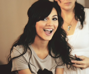 victoria justice and smile image