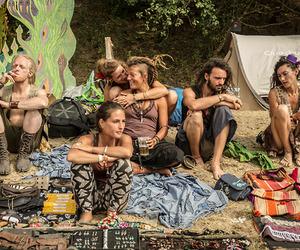 couples, rastafari, and dreads image