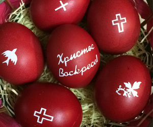 easter, eggs, and happyholiday image