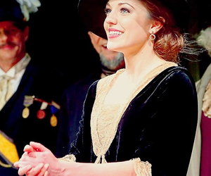 actress, broadway, and laura osnes image