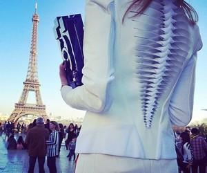 paris, fashion, and chanel image
