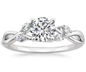 bride, truelove, and engagementring image