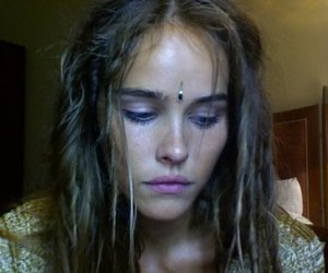 girl, Isabel Lucas, and hair image