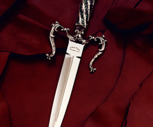 dagger, daggers, and weapon image