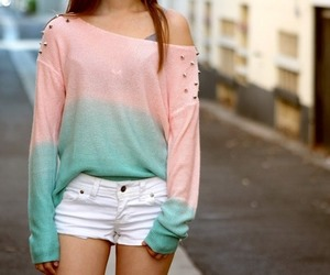 clothes and girl image