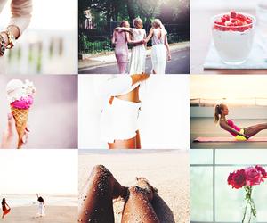 beautiful, Collage, and fashion image