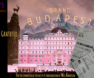 gratitude and wesanderson image