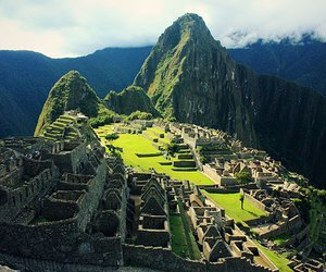 beautiful, photography, and macchu picchu image