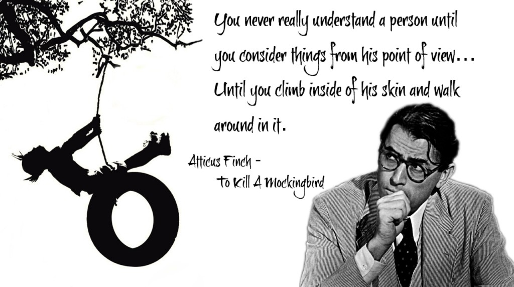 Racism Quotes In To Kill A Mockingbird Adorable To Kill A Mockingbird Quotes  On We Heart It