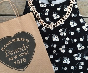 girl, outfit, and brandy melville image