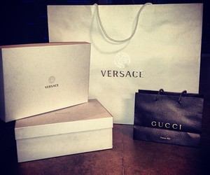 gucci and Versace image