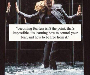 divergent, quotes, and tris image