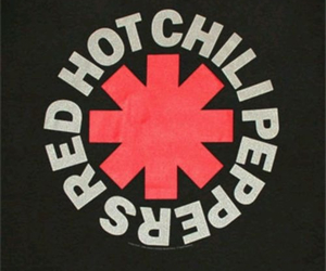 red hot chili peppers, band, and music image