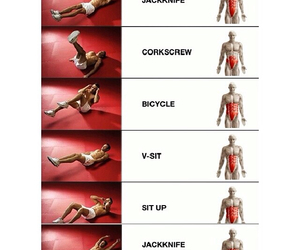 active, diet, and fit image