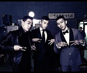 loco, rapper, and jay park image