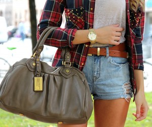 classy, shorts, and trendy image