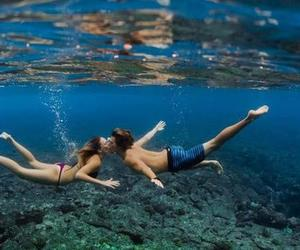 amazing, kiss, and water image